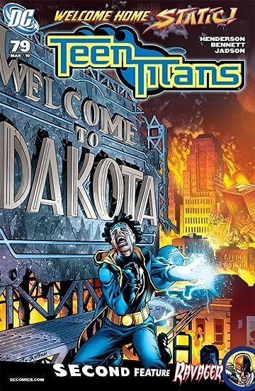 Teen Titans (2003-2011) #79