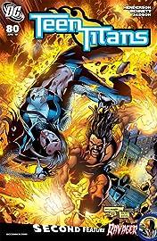 Teen Titans (2003-2011) #80