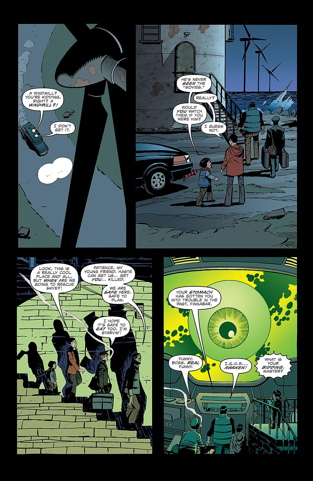 Joe Frankenstein #3 (of 4)