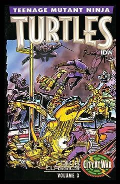 Teenage Mutant Ninja Turtles: Color Classics Vol. 3 #5