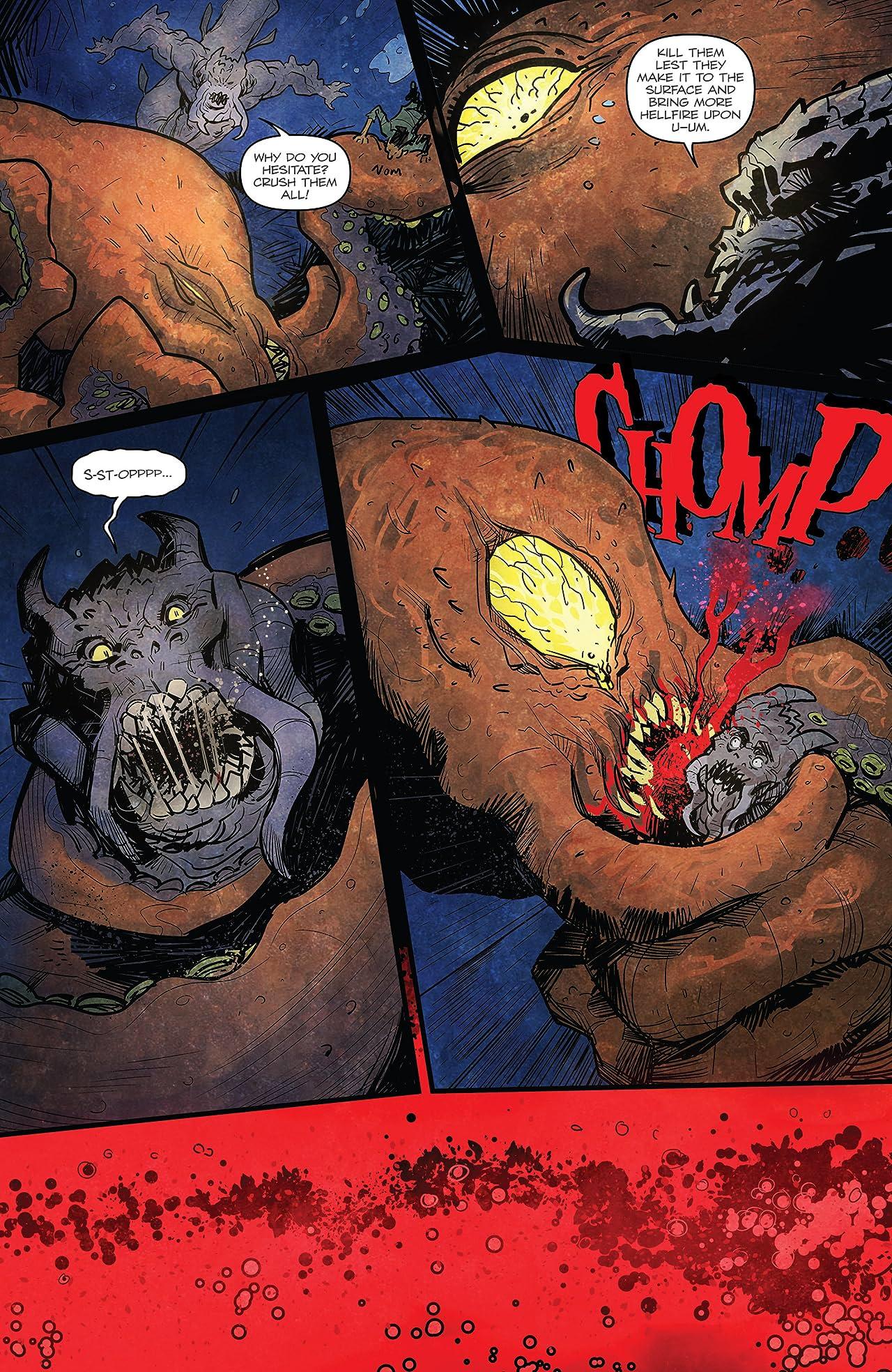 Zombies vs. Robots (2015) #5