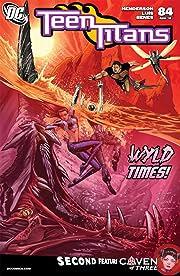 Teen Titans (2003-2011) #84