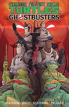 Teenage Mutant Ninja Turtles/Ghostbusters