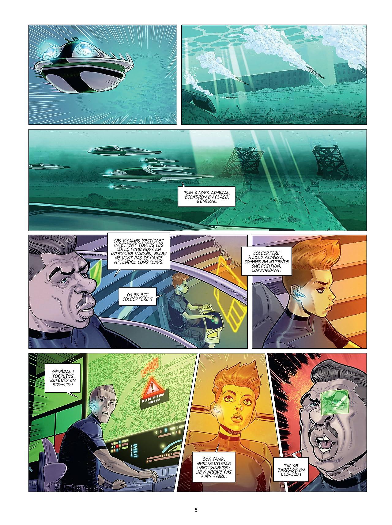 La Peur géante Vol. 2: L'Ennemi des profondeurs