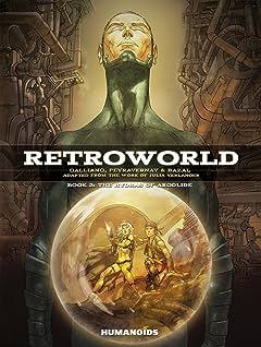 Retroworld Vol. 2: The Hydras of Argolide
