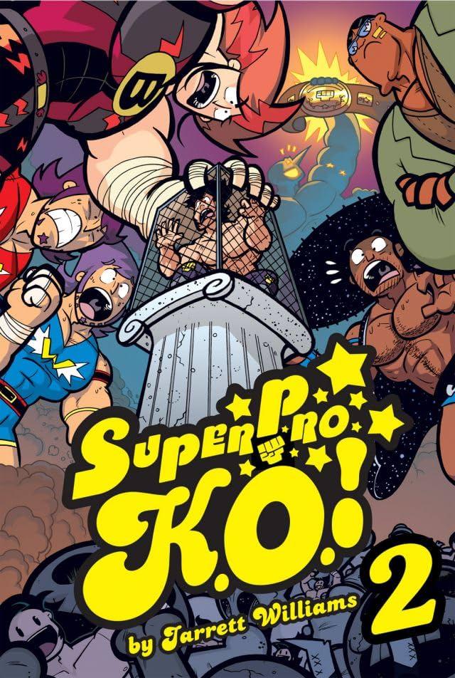 Super Pro K.O. Vol. 2
