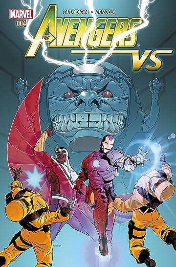 Avengers VS #4