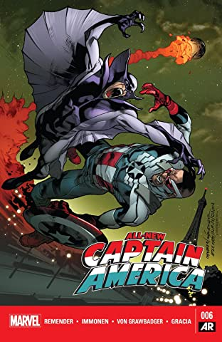 All-New Captain America (2014-2015) #6