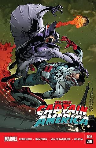 All-New Captain America (2014-2015) #6