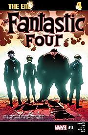 Fantastic Four (2014-2015) #645