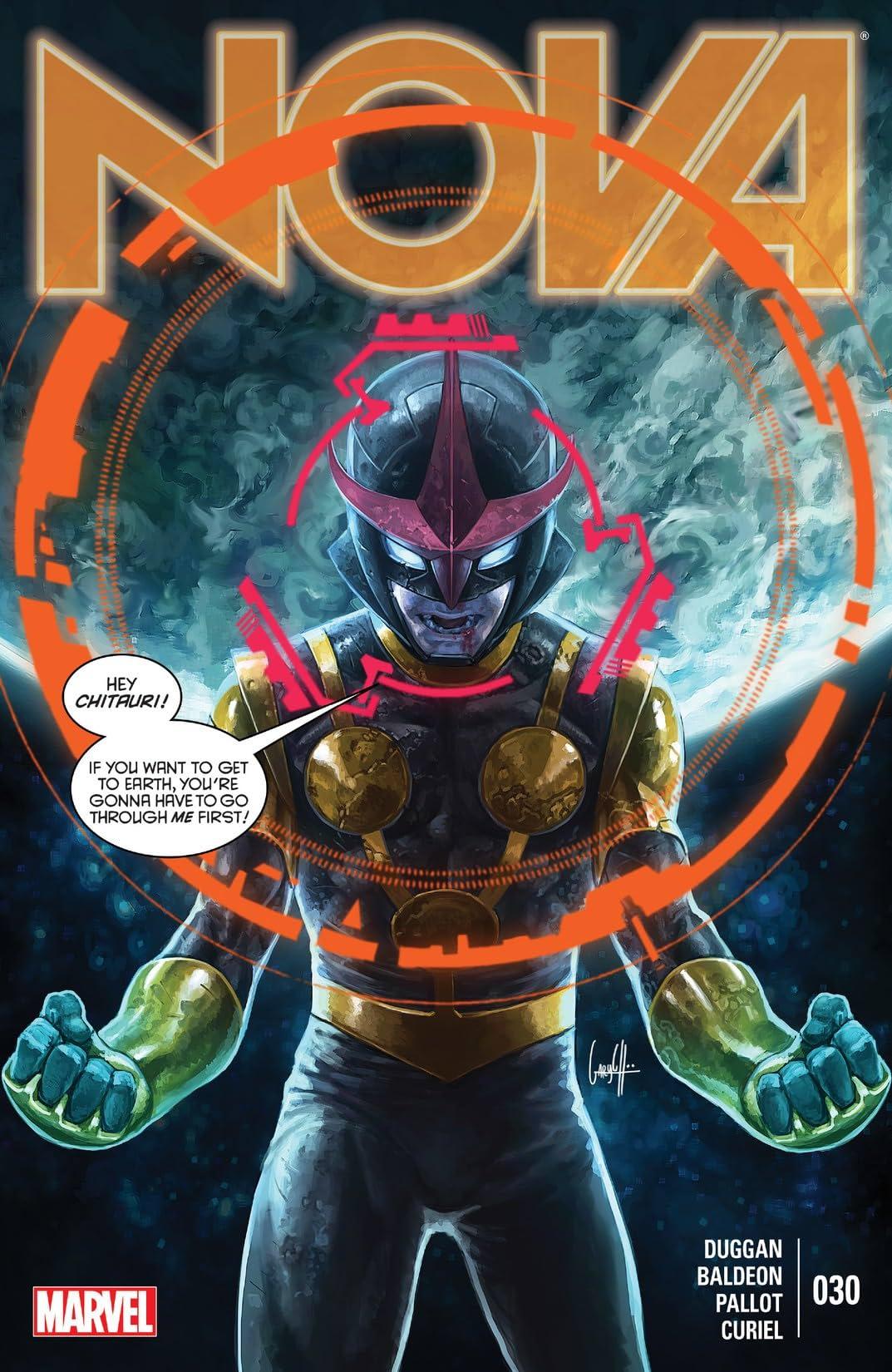 Nova (2013-2015) #30