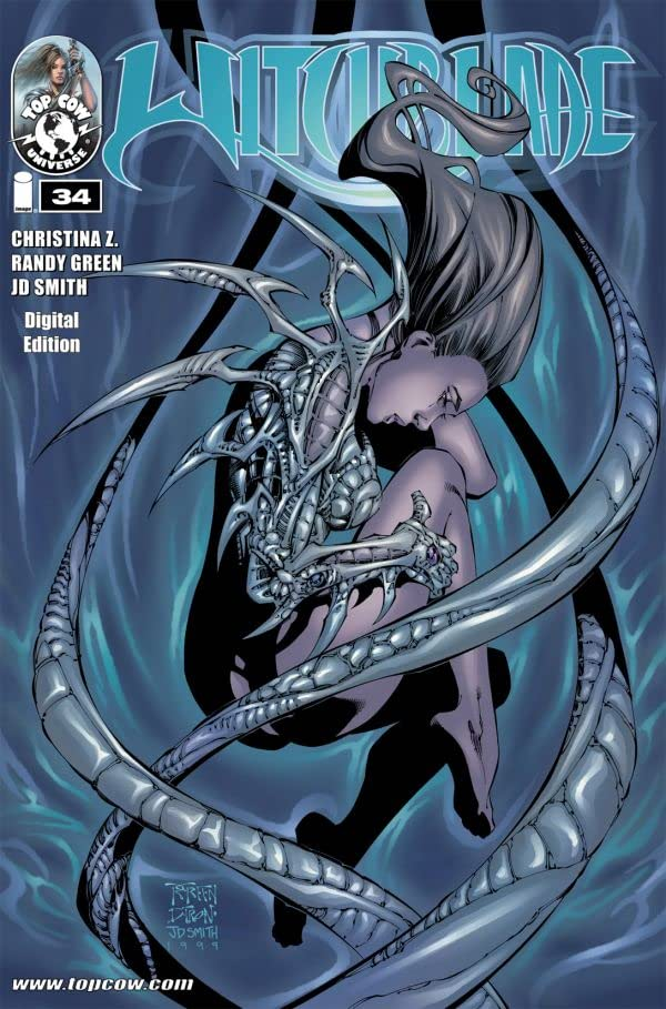 Witchblade #34