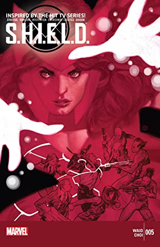 S.H.I.E.L.D. (2014-2015) #5