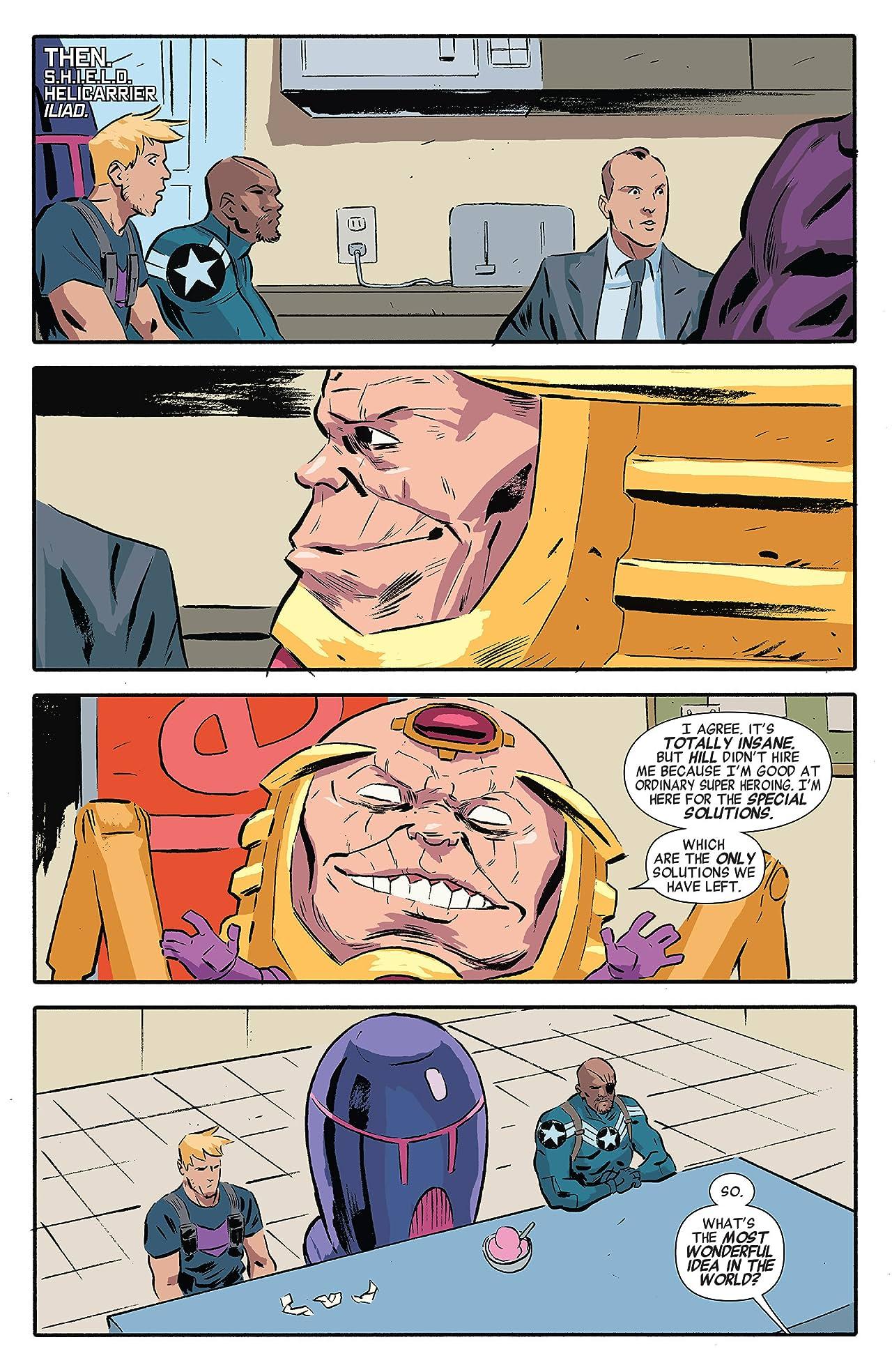 Secret Avengers (2014-2015) #15
