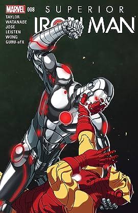 Superior Iron Man (2014-2015) #8