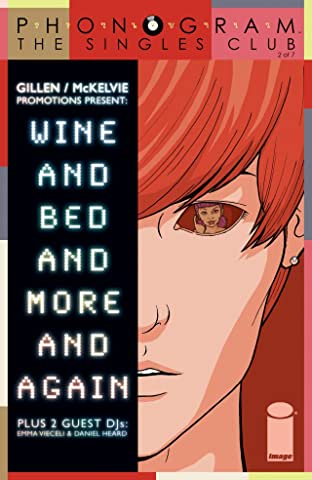Phonogram Vol. 2: The Singles Club No.2 (sur 7)