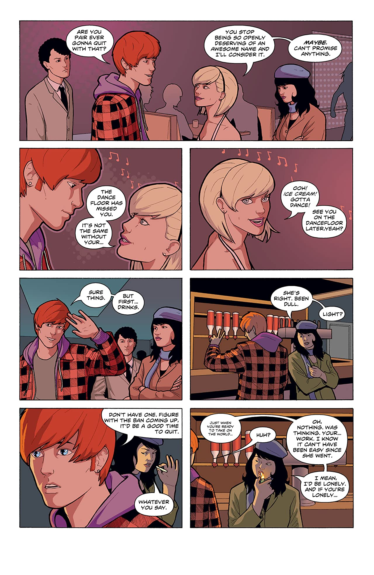 Phonogram Vol. 2: The Singles Club #2 (of 7)