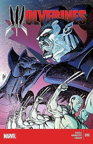 Wolverines (2015) #16