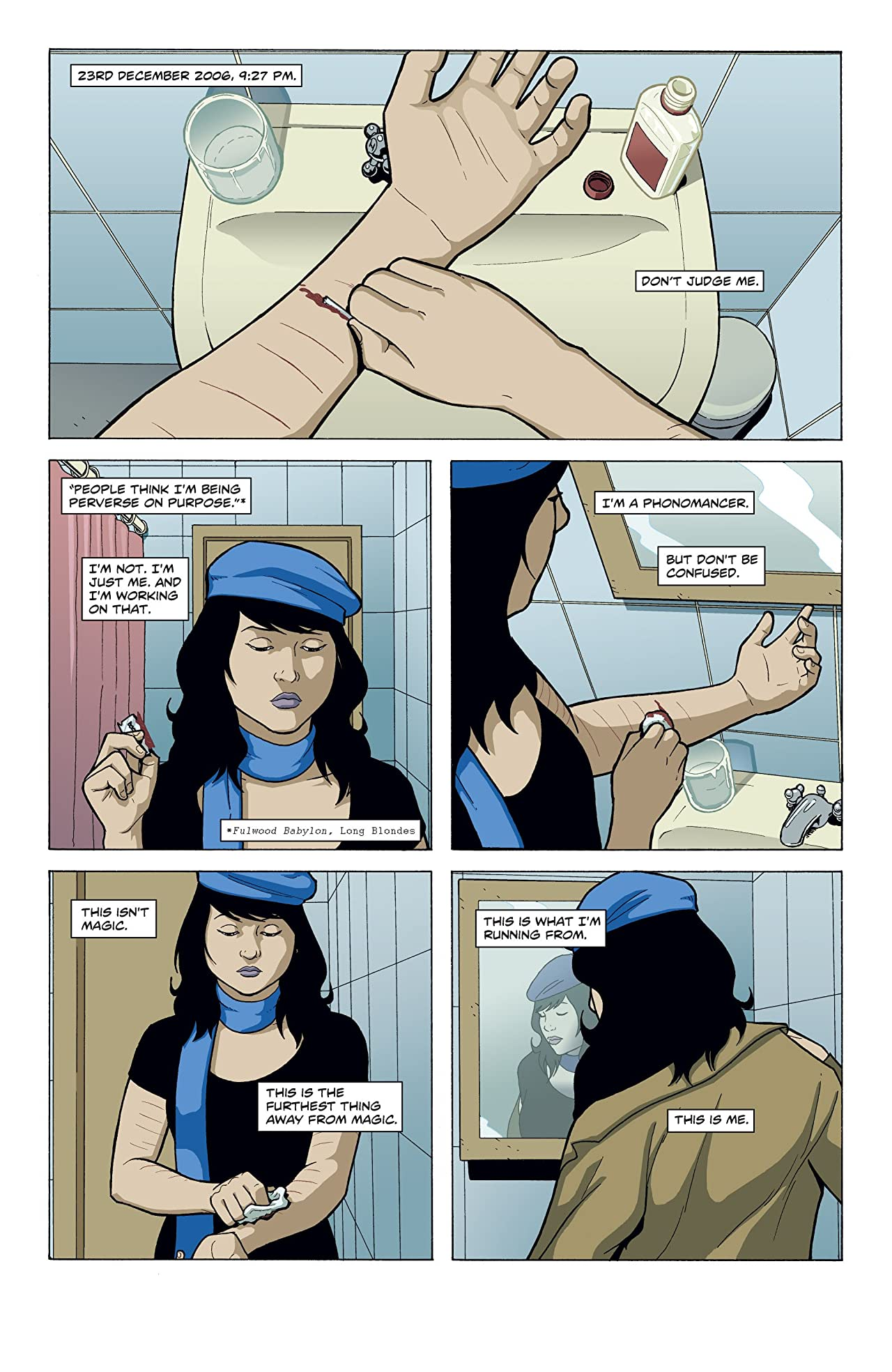 Phonogram Vol. 2: The Singles Club #5 (of 7)