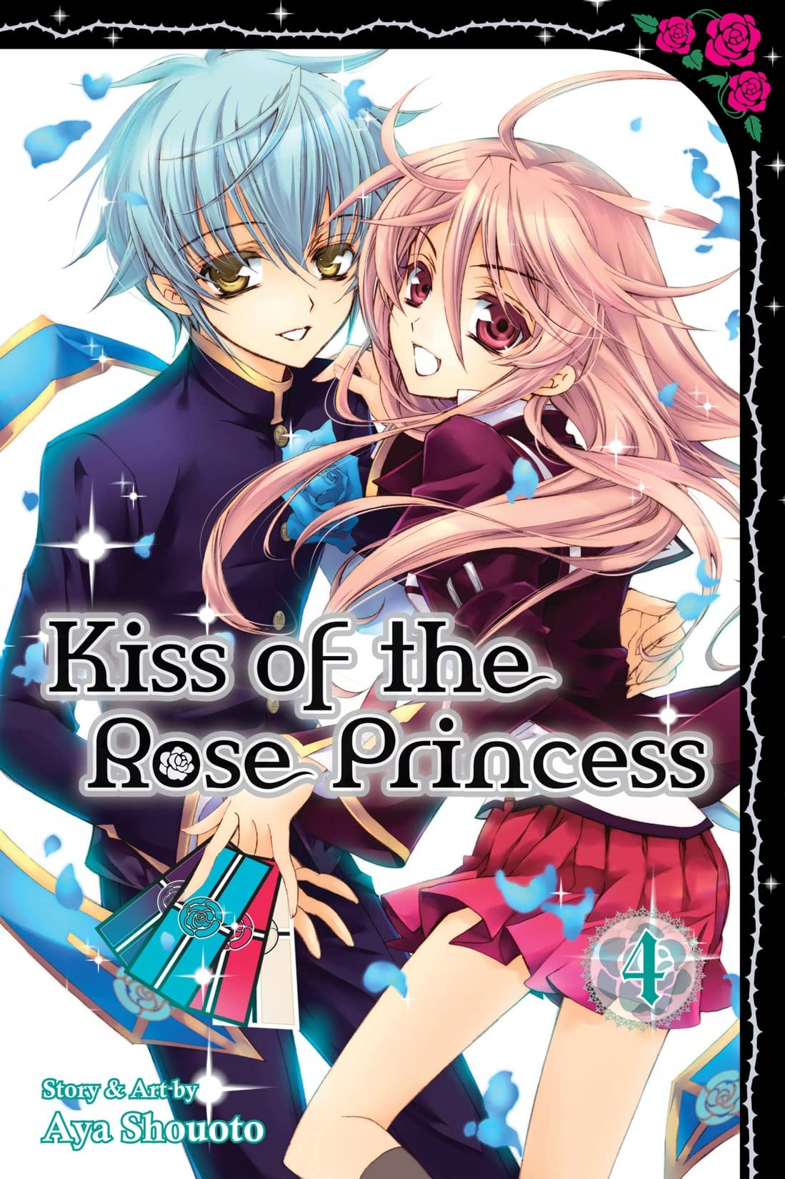 Kiss of the Rose Princess Vol. 4