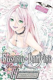 Rosario+Vampire: Season II Vol. 14
