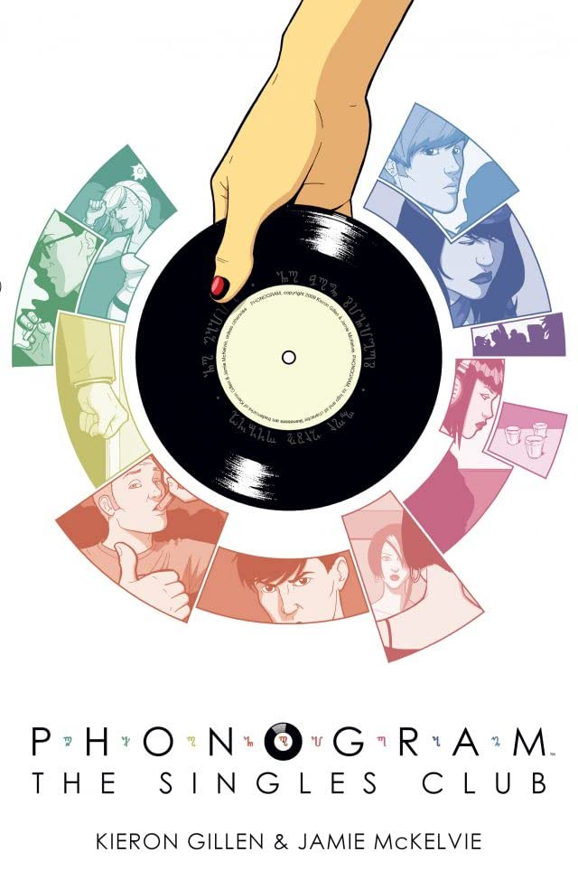 Phonogram Tome 2: The Singles Club
