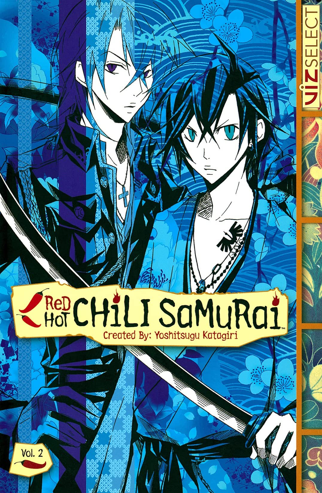 Red Hot Chili Samurai Vol. 2