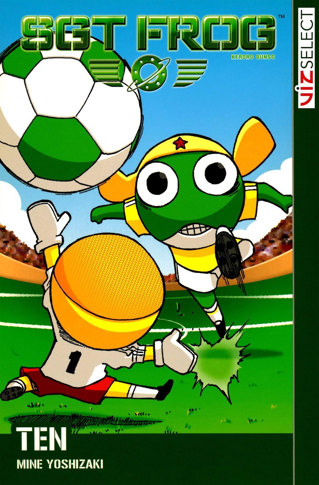 Sgt. Frog Vol. 10
