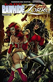Lady Rawhide/Lady Zorro #2 (of 4): Digital Exclusive Edition