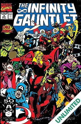 Infinity Gauntlet #3 (of 6) - Comics by comiXology