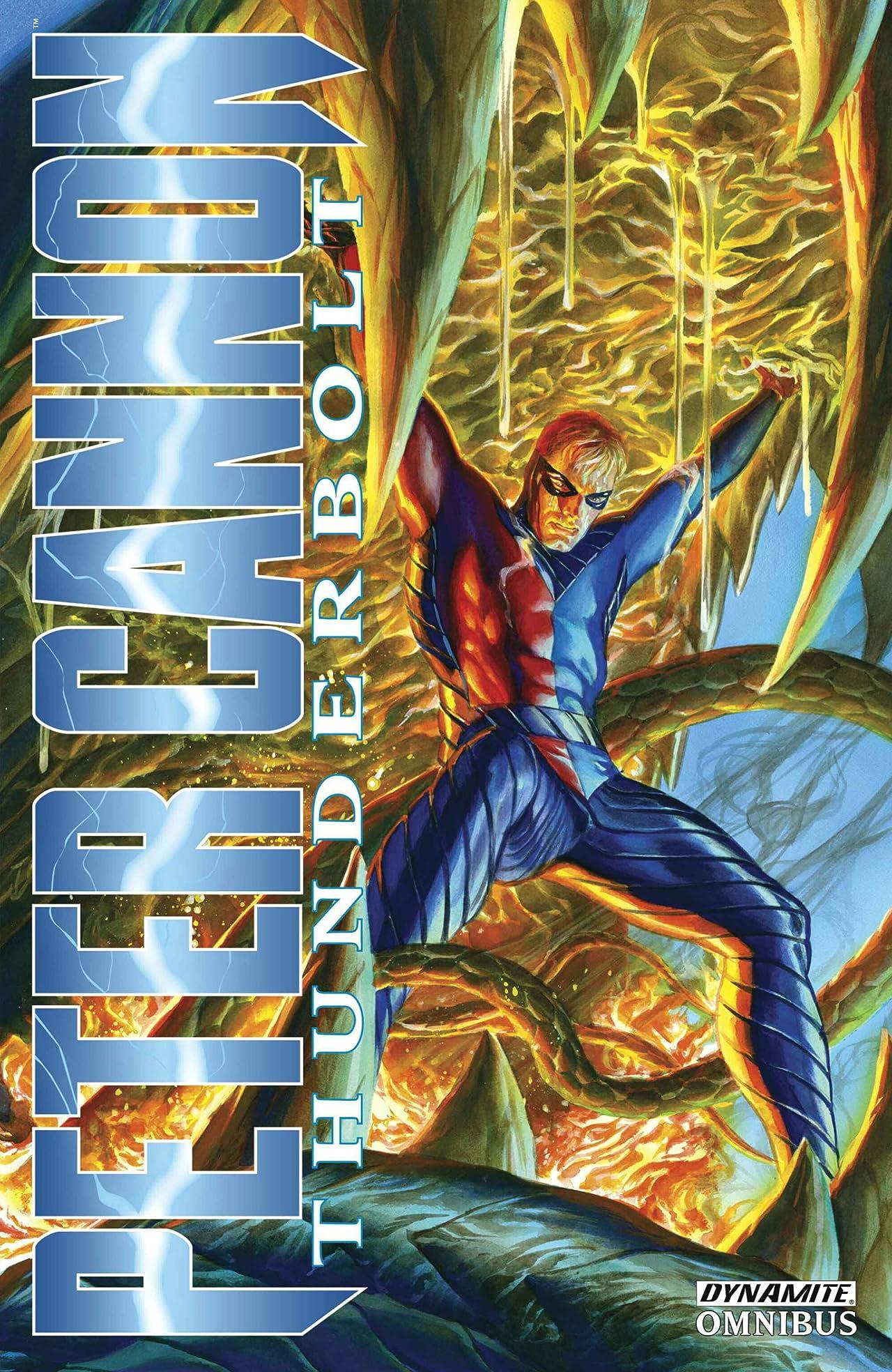 Peter Cannon: Thunderbolt - Omnibus