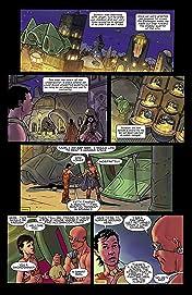 Warlord of Mars: Dejah Thoris Vol. 5: Rise of the Machine Men