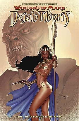 Warlord of Mars: Dejah Thoris Vol. 6: Phantoms of Time
