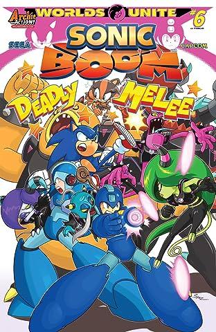 Sonic Boom #9