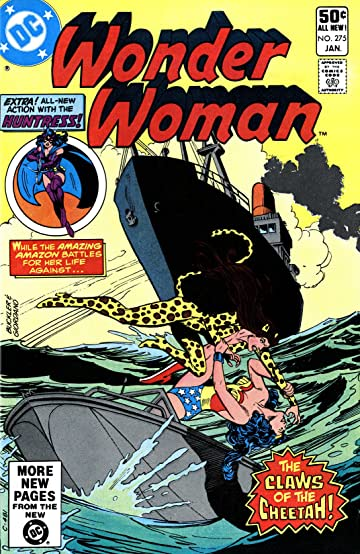 Wonder Woman (1942-1986) #275