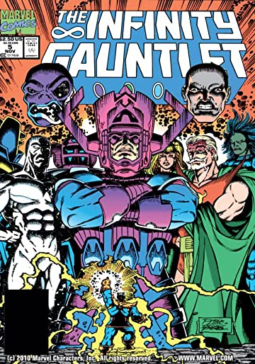 Infinity Gauntlet #5 (of 6)