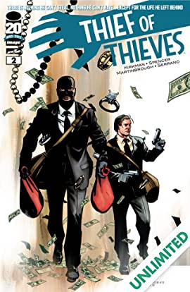 Thief of Thieves #2