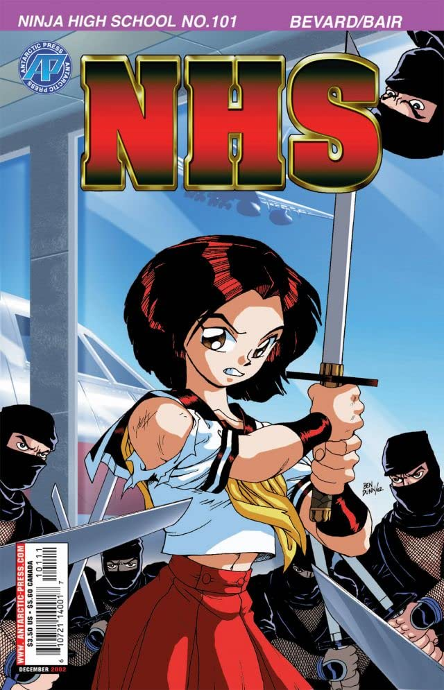 Ninja High School #101