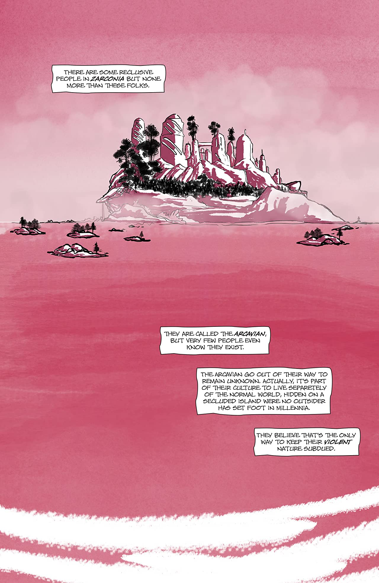 The Displaced #6