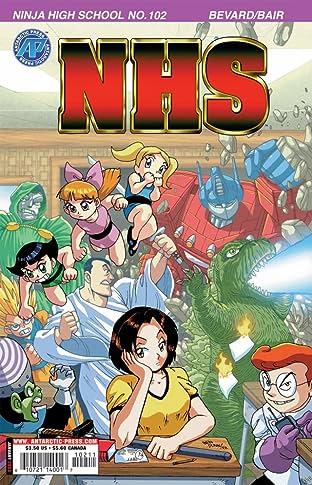Ninja High School #102