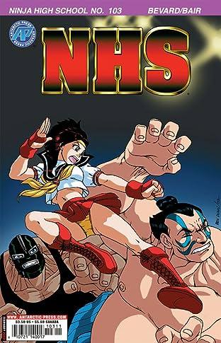 Ninja High School #103