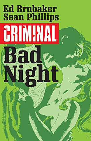 Criminal Vol. 4: Bad Night