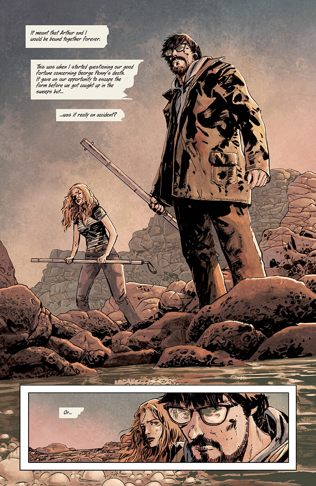 Invisible Republic #2