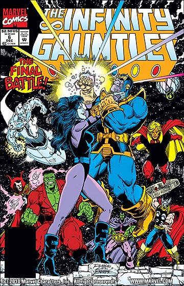 Infinity Gauntlet #6 (of 6)