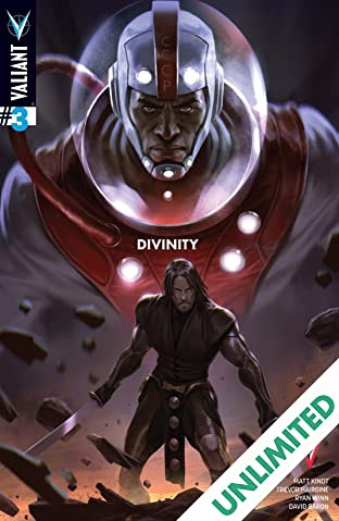 Divinity #3 (of 4): Digital Exclusives Edition