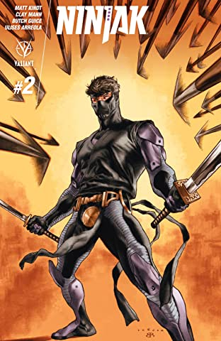 Ninjak (2015- ) No.2: Digital Exclusives Edition