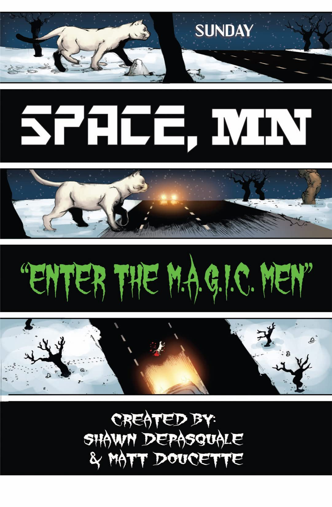 Space, MN: Preview