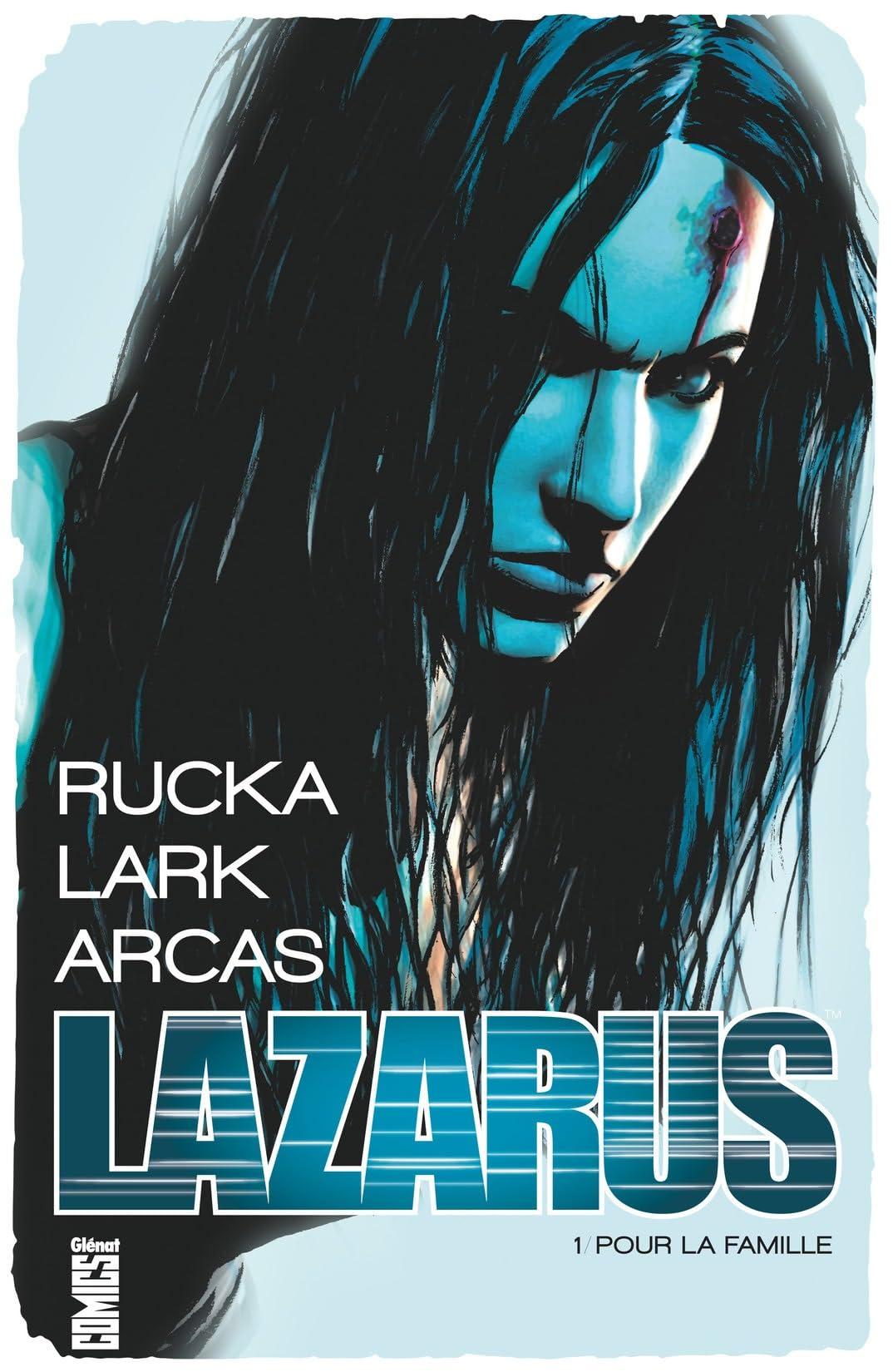 Lazarus Vol. 1: Pour la famille