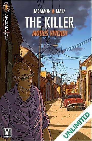 The Killer: Modus Vivendi #3 (of 6)