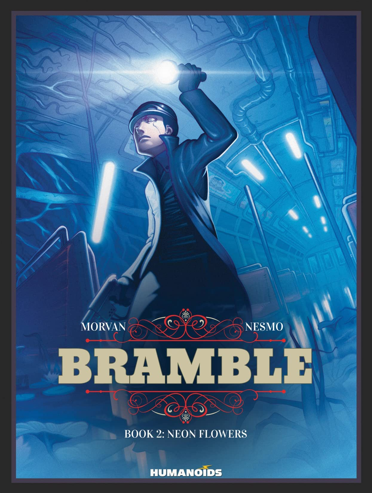 Bramble Vol. 2: Neon Flowers